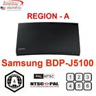 Samsung BD-J5100 Curved Region A Blu-Ray and ALL Region DVD Player