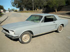 Ford  Mustang Coupe 1967 mustang 289 v 8 coupe restorable condition for a father son daughter