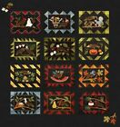 Berties Year COMPLETE Applique Quilt Pattern  Buttons NOT KIT