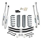 Pro Comp 4 Stage 1 Lift Kit w ES3000 Shocks 03 06 Jeep Wrangler TJ K3076B