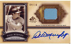 2005 Upper Deck SP Legendary Cuts Dale Murphy Auograph Jer SP #4 of only 10 made