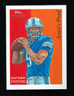 2009 Topps National Chicle Football Cards 3