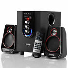 Frisby FS 6200BT Bluetooth Computer PC Laptop Tablet IPhone Android 21 Speakers