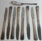 William Rogers Extra Plate Silverware Set of 8 Knives +Butter Knife Revelation