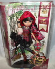 New Ever After High Rebel Doll Cerise Hood