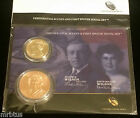 2013 EDITH And WOODROW WILSON FIRST SPOUSE MEDAL 1 Presidential COIN Set