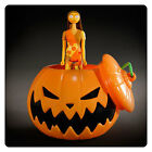 SDCC 2015 NIGHTMARE BEFORE CHRISTMAS SALLY REACTION FIGURE IN PUMPKIN ORNAMENT