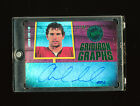 ANDREW LUCK 2012 PRESS PASS GRIDIRON GRAPHS GREEN PARALLEL AUTO RC # 10 10 COLTS