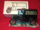 NICE-1912 Ford Model T-JCPenney Delivery Truck-BANK-Diecast-Ertl 1:25-9528UP+BOX