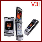 MOTOROLA RAZR V3i GSM 12MP CAMERA UNLOCKED FLIP CELLULER OLD MOBILE PHONE