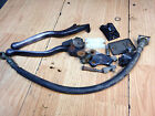 HONDA 1988 TRX300 FOURTRAX front brake lever hose clutch lever assembly