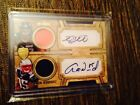 2010 SUPREME TIM TEBOW AARON HERNANDEZ DUAL AUTO JERSEY PATCH RC 5 5 SUPER RARE!