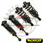 New Monroe Complete Front & Rear Struts For Expedition Navigator 03-06