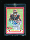 GIOVANI BERNARD 2013 TOPPS MAGIC RED BORDER PARALLEL AUTOGRAPH AUTO RC #D 1 1