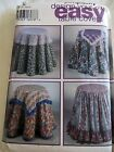 Simplicity 9251 Sew Pattern Design Your Own Table Covers Ruffle Topper Runners
