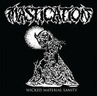 MASTICATION / EXHUMED  cd Swedish Death metal demo Immolation Carcass Demilich