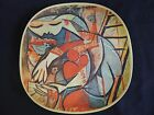 VTG Pablo Picasso Farmer's Wife On Stepladder Limited Edition Collectors Plate 6