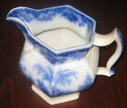 Scinde Flow Blue Ironstone Water Pitcher