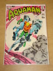 AQUAMAN 52 FN 60 DC BRIAN BOLLAND COLLECTION WITH SIGNED CERT