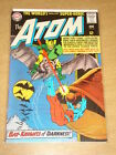 ATOM 22 FN 55 DC BRIAN BOLLAND COLLECTION WITH SIGNED CERT