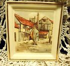 Vintage Mr Bumble NEWHALL Hanley Staffordshire England Wall Plaque Dish
