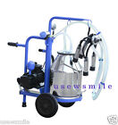 Milking Machine for Cows Stainless Steel 74 Gal Complete System+FREE EXTRAS