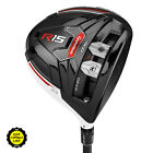 NEW TaylorMade R15 460cc 9.5 Degree White Driver Head Only STILL IN PLASTIC RH