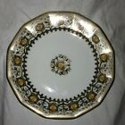 Ant HandPainted Noritake RC Nippon 10 In Dinner Plate Gold Moriage Beading