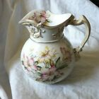 Gorgeous Small Ant Hot Water Pitcher For Bowl Boudoir Wash Set