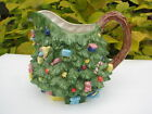 PORCELAIN CO. CHRISTMAS TREE PITCHER MATCHES SPODE