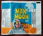 1969 Topps Man on the Moon Wax Wrapper*no rips or tears