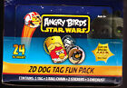 ANGRY BIRDS STAR WARS 24 PACK 2D DOG DAG FUN PACKS BOX