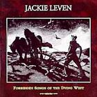 Jackie Leven-Forbidden Songs Of The Dying West CD CD New