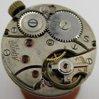 Swiss round movement Alpina 733 watch movement 15 jewels for project ... parts