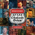 Decade of Drive: 10 Years of Hits * by Emerson Drive *New CD*