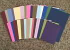 Stampin Up Cardstock Lot Most Colors Retired