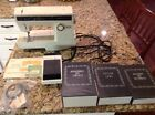 SEARS Kenmore Convertible Sewing Machine Model 1980 Set