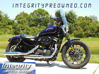 Harley-Davidson : Sportster 2014 harley davidson xl 883 iron voodoo purple awesome bike low miles