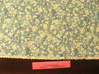Cotton - Quilting - Timesless Treasures - C5129 - cherry blossoms on blue 7/8 yd
