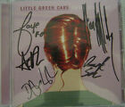 Little Green Cars - Absolute Zero (2013) - Signed Promo Copy Limited Edtion
