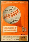1952 The Little Red Book Of Baseball-Joe DiMaggio Stan Musial