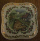 Heritage House Classics, Limited Edition, Porcelain, 1989, Star Dust, Music Box