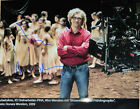Wim Wenders signed 8x10 Photo Exact Proof Wing of Desire Pina