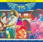 REO SPEEDWAGON - LIVE: YOU GET WHAT YOU PLAY FOR USED - VERY GOOD CD
