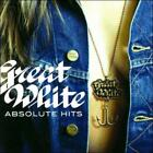 GREAT WHITE - ABSOLUTE HITS USED - VERY GOOD CD