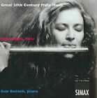 GREAT 20TH CENTURY FLUTE MUSIC (OIEN, BOTNEN) USED - VERY GOOD CD