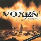 VOXEN - SACRIFICE USED - VERY GOOD CD