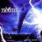 TWYSTER - LUNATIC SIREN USED - VERY GOOD CD