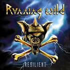 RUNNING WILD - RESILIENT USED - VERY GOOD CD