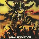 LIVING DEATH - METAL REVOLUTION USED - VERY GOOD CD